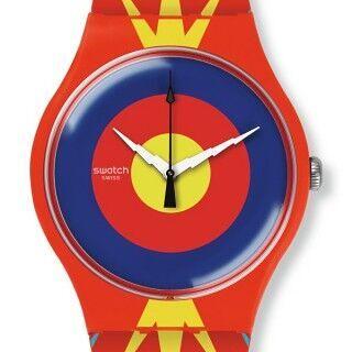 スウォッチ、イタリアのシンガー・Jovanottiとのコラボモデル「JOVA TIME」
