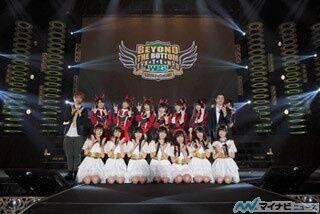 I-1clubが「Wake Up, Girls!」を呑み込む? 新たな物語が始動! 「Wake Up, Girls!Festa. 2015 Beyond the Bottom Extend」