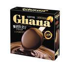 ロッテ、チョコ好きのためのアイスバー「ガーナ贅沢仕立てブラック」登場