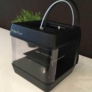 ボンサイラボ、海外市場向け3Dプリンタを発表 - 500ドル以下・STEM教育向け