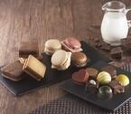 シャトレーゼ、ベルギー産クーベルチュールを使ったバレンタイン商品発売