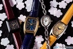 『刀剣乱舞-ONLINE-』より繊細なデザインが魅力の腕時計4種が登場