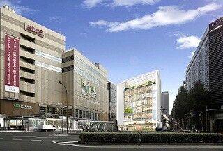 東京都・恵比寿の駅ビル「アトレ」に新館、今春開業へ - アトレ恵比寿西館