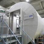 JAXA、一般男性を対象に行う閉鎖環境試験の設備を公開