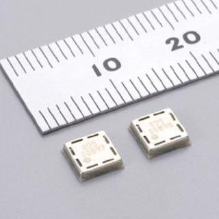 村田製作所、小型機器向けに表面実装タイプの超音波センサを開発