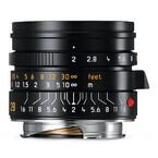 ライカ、Mレンズ「ズミクロン M f2/35mm ASPH.」など3モデル刷新