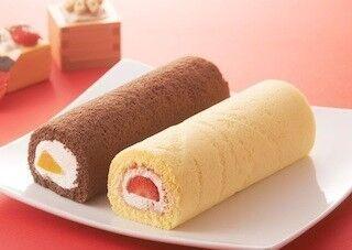 シャトレーゼ、福を呼び込むロールケーキ「恵方巻ケーキ」を期間限定販売