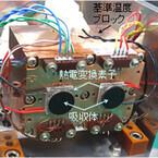 産総研、常温で微弱なテラヘルツ波パワーを測定できる高感度センサーを開発