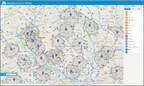 技研商事インターナショナル、クラウド型商圏データ共有ツール「MIP」