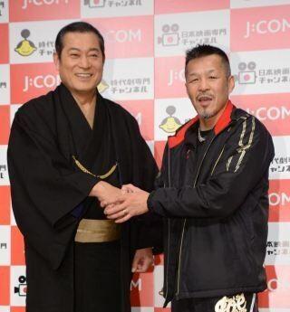 プロボクサー・辰吉丈一郎、初対面の松平健の印象は「馬に乗ってる人」