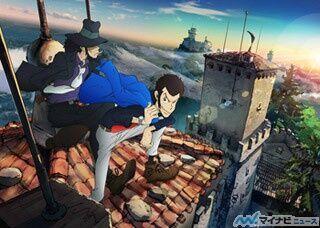 「ルパン三世」新TVシリーズのサントラ第2弾が2016年3月23日に発売決定
