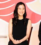 蒼井優、映画『家族はつらいよ』の原案を担当?「先生ということで」と笑顔