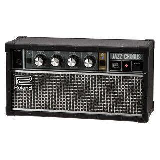 ローランド、ギターアンプ「JAZZ CHORUS」そっくりのBluetoothスピーカー