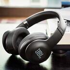 JBL、耳の形に合わせて音を自動設定するBT&NCヘッドホン「EVEREST ELITE」