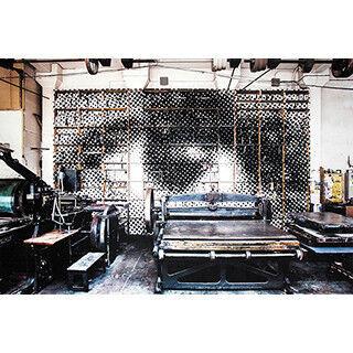 東京・丸の内でパリ・リトグラフ工房idemで制作された作品の展覧会