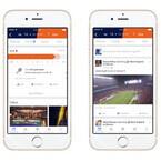 米Facebook、スポーツ情報専門サービス「Sports Stadium」発表
