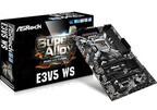 ASRock、Xeon E3-1200 v5シリーズ対応のワークステーション向けマザー