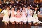 i☆Risが憧れの教会広場で鮮烈なパフォーマンス! 『プリパラ』新OP「Goin'on」リリースイベント