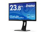 iiyama、AMVAパネルを採用した23.8型ワイドフルHD液晶ディスプレイ