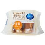 モンテール、糖質10g以下のワッフルとサンドケーキを発売