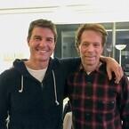 トム・クルーズ、映画プロデューサーと『トップ・ガン』続編について話し合い