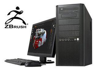 サードウェーブ、WF2016冬で3Dスカルプトソフト「ZBrush」ブースへ機材協力