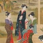 東京都・日比谷で肉筆美人画の浮世絵師・勝川春章にまつわる歴史講座