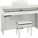 ローランド、デジタルピアノのホワイトモデルを台数限定で販売