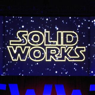 今年はスターウォーズ! 「SOLIDWORKS 2017」の新機能をパロディで公開 - SOLIDWORKS WORLD 2016