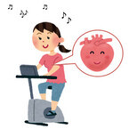 運動中に落ち着く音楽を聞くと副交感神経活動の低下が軽減 - 東北大が確認