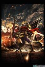 TVアニメ『甲鉄城のカバネリ』、主題歌はEGOISTの書き下ろし楽曲に決定