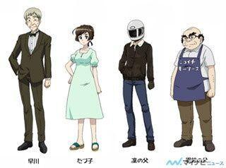 TVアニメ『ばくおん!!』、追加キャストやOP/EDテーマなどの最新情報を公開