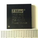 ザイン、電源モジュールの第1弾製品「THV81800」をサンプル出荷