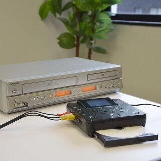 サンコー、VHS映像をパソコンなしでDVDにダビングするレコーダー