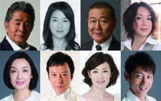 WOWOW開局25周年記念ドラマ『沈まぬ太陽』第2弾キャスト発表&放送日決定