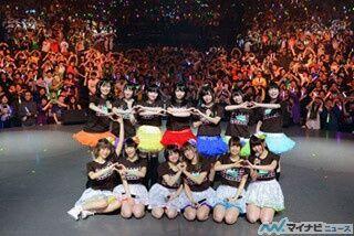 サプライズの楽曲交換ライブも! 「i☆Ris & Wake Up, Girls!バレンタインLIVE!!」