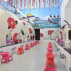 東京都・押上に「TSUBAKI×蜷川実花」を体感できる銭湯が期間限定オープン