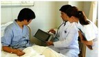 富士通、タブレット利用の愛知県がんセンター中央病院患者向けシステム
