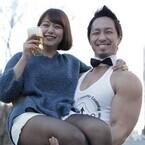 東京都・原宿に、マッチョにお姫様抱っこされながら飲むバーが登場!