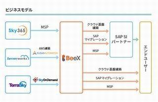テラスカイ、SAP製品のクラウドインテグレーションを行う会社設立