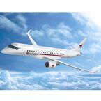 MRJ、リース会社と20機で初の基本合意 - JALの確定発注から1年1カ月