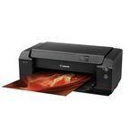 キヤノン、12色インクのA2プリンター「imagePROGRAF PRO-1000」