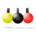 Google、第2世代「Choromecast」を国内販売 - 価格は税込4,980円