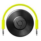 Google、音楽を無線LAN経由でストリーミングする「Chromecast Audio」