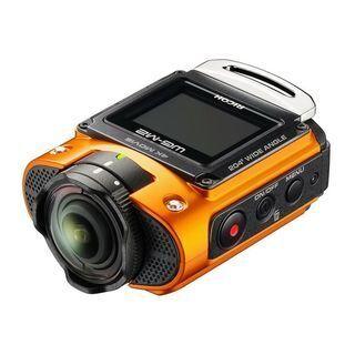 本体単独で20m防水の4K対応アクションカメラ「RICOH WG-M2」