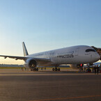 ルフトハンザ、エアバスA350を10機ミュンヘン空港へ - A340-600と入れ替え