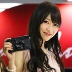CP+2016 - 富士フイルム、発売直前の「X-Pro2」で美女を撮る