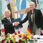 JAXA、独航空宇宙センターと新たな機関間協定を締結
