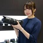 CP+2016 - シグマ初のレンズ交換式ミラーレスカメラに大注目