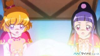 TVアニメ『魔法つかいプリキュア!』、第4話の先行場面カットを紹介